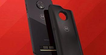 Motorola Moto Z3 chính thức: màn hình 6 inch, Snapdragon 835, hỗ trợ mạng 5G qua module
