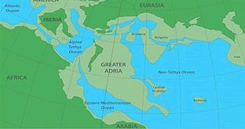 Greater Adria - lục địa đã mất nằm sâu trong lòng đất, thứ đã góp phần hình thành dãy Alps