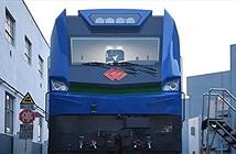 Trung Quốc xuất xưởng đầu máy tàu điện sức kéo 10.000 tấn