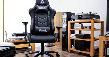 Đánh giá ghế Gaming Warrior GC206, trải nghiệm tốt với mức giá rẻ
