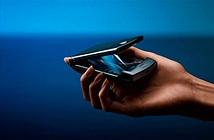 Motorola Razr 2 lộ ảnh sắc nét: cảm ứng viền hỗ trợ sử dụng cả khi gập lại