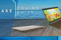 Chip khủng của Intel đe dọa cả thị trường tablet