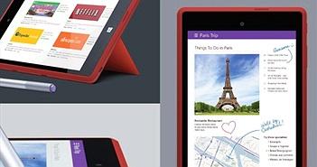 Rò rỉ thông số kỹ thuật của Surface Mini đã bị Microsoft hủy kế hoạch phát hành