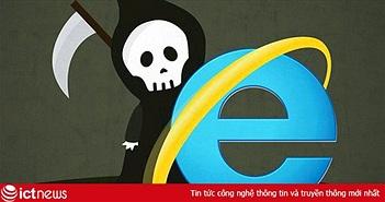 1 tấm ảnh GIF cho 24 năm lịch sử trình duyệt: Internet Explorer từ chỗ thống trị tuyệt đối trở thành trò cười trên mạng như thế nào