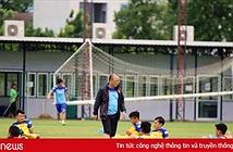 Lịch bóng đá Việt Nam gặp Thái Lan tuần này