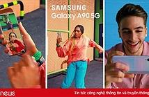 Trải nghiệm 5G giá rẻ với Galaxy A90 5G của Samsung