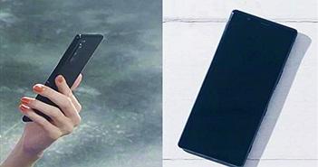 Sony Xperia 2 có thể ra mắt vào 5/9, đón đầu iPhone mới