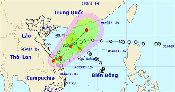 Tin mới nhất về hai áp thấp nhiệt đới liên tiếp nhau trên biển Đông