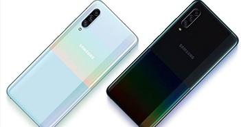Samsung Galaxy A90 5G ra mắt: Snapdragon 855, camera 48MP, giá 740 USD