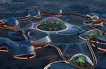 Những ngôi nhà giúp con người sống ngoài không gian