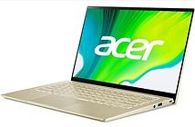 Acer tung ra laptop Swift 3 và 5: CPU Intel Core thế hệ thứ 11, pin từ 17h