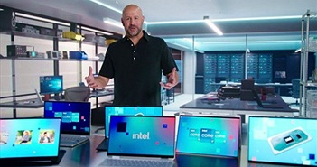 Intel Core thế hệ thứ 11 Tiger Lake ra mắt: CPU tốt nhất cho laptop mỏng nhẹ