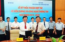 Bộ Nội vụ, VNPT ký thỏa thuận hợp tác chiến lược