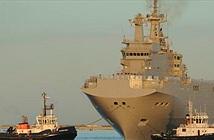 Pháp hủy bán Mistral, Nga có thể nẫng đồng minh châu Á của Mỹ