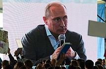 Tổng thống Putin: Chớ đùa với nước Nga có vũ khí hạt nhân
