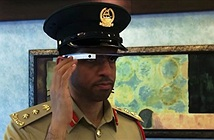Cảnh sát Dubai được trang bị kính... Google Glass