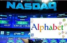 Alphabet chính thức thay thế tên Google trên sàn chứng khoán Nasdaq