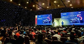 [Hình ảnh] Toàn cảnh sự kiện Canon chính thức ra mắt 5D Mark IV tại Việt Nam