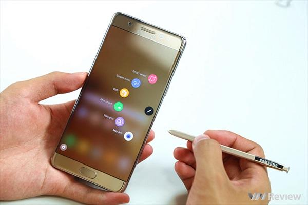 [Galaxy Note 7] Samsung Việt Nam xin cơ chế ưu đãi nhập Galaxy Note 7