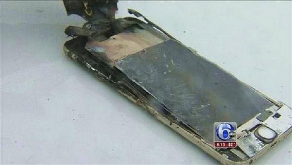 iPhone 6 Plus phát nổ trong túi quần