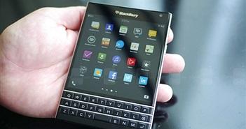 BlackBerry Passport lại xuống giá chỉ còn 4.8 triệu đồng