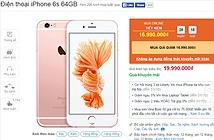 iPhone 6s và iPhone 6s Plus giảm giá sốc