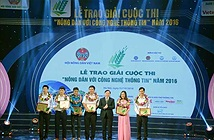 Nhà nông ứng dụng CNTT: Thu hoạch lớn nhất không chỉ là giải thưởng