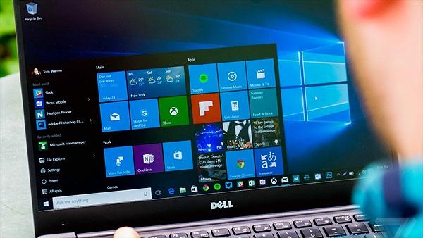Từ 31/10, máy tính mới sản xuất sẽ được mặc định  cài Windows 10