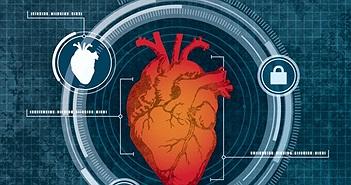 Bảo mật điện thoại bằng cách quét tim người