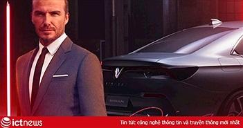 David Beckham cấy tóc, tút lại vẻ đẹp trai để giới thiệu xe hơi mới cho VinFast?