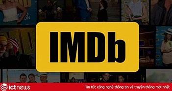 IMDB của Amazon chuẩn bị công bố dịch vụ phim mới