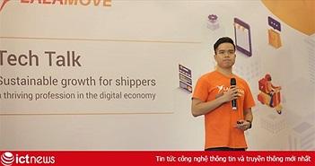 Lalamove chính thức gia nhập thị trường Hà Nội, đặt mục tiêu sẽ có hơn 10.000 tài xế tham gia