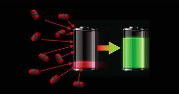 Công nghệ pin mới hấp thụ CO2 để làm nhiên liệu cho chính nó