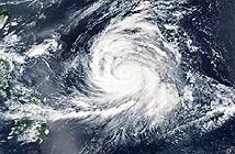 Thêm siêu bão sức gió 240km/giờ hướng về Nhật Bản, Đài Loan