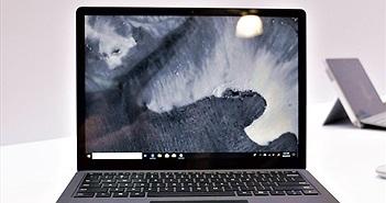 Cận cảnh máy tính xách tay Surface Laptop 2 vừa ra mắt