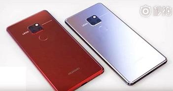 Huawei tung clip quảng cáo mới nhất cho Mate 20 trước ngày ra mắt