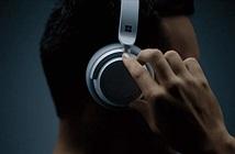 Microsoft ra mắt tai nghe không dây Surface Headphones với khả năng chống ồn chủ động