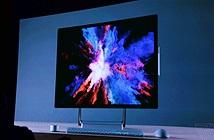 Surface Studio 2 chính thức: màn hình mới, chip Intel thế hệ 7, GPU Nvidia