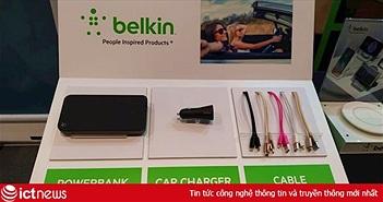 Belkin có thêm nhà phân phối mới tại thị trường Việt Nam