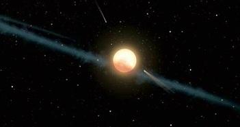 Phát hiện bất thường từ nhiều ngôi sao mờ bí ẩn