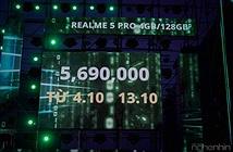 Realme 5 Pro ra mắt tại Việt Nam: 4 camera đa góc chụp, giá 6 triệu