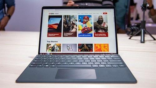 Surface Pro X: chiếc Surface đẹp nhất Microsoft từng tạo ra, giá từ 999 USD