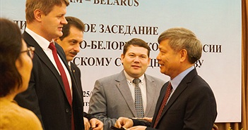 Hợp tác Việt Nam – Belarus: Tháo gỡ những nút thắt