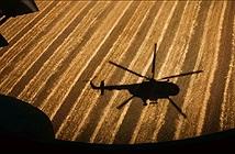 Hãi hùng trực thăng của Azerbaijan bị bắn rơi lạc sang tận Iran