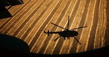 """Hãi hùng trực thăng của Azerbaijan bị bắn rơi """"lạc"""" sang tận Iran"""