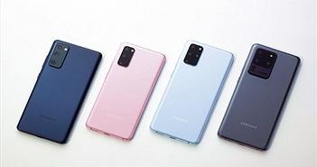 Samsung vừa lấy lại ngôi đầu từ Huawei