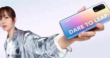 Realme X7 Pro mạnh nhưng rẻ đang tới Việt Nam