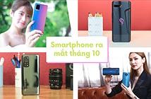 Thị trường smartphone Việt Nam tháng 10: Anh tài tụ hội
