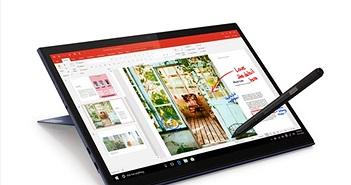 Yoga Slim 7i và Yoga Duet 7: Laptop Lenovo siêu mỏng nhẹ mới, giá từ 22,5 triệu