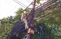 Doanh nghiệp tại Cần Thơ ngại đầu tư ngầm hóa mạng viễn thông